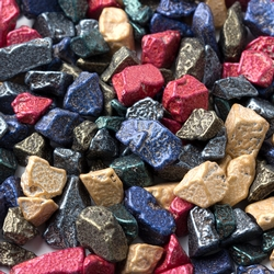 Assorted Chocolate Gemstones