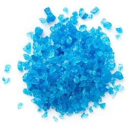 Blue Rock Candy Crystals - Blue Raspberry