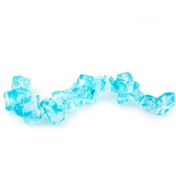 Blue Rock Candy Strings - Blue Raspberry