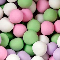 Jelly Belly Pastel Chocolate Dutch Mint Balls