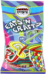 Eats 'n Crafts Licorice Lanyard - 3-Pack