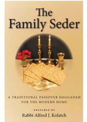 The Family Seder Guide Book