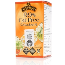 99% Fat Free Matzoh Crackers