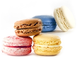 Passover All Natural French Macarons - 25-Pc. Gift Pack