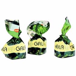 Gala Green Foiled Pistachio Chocolate Truffles