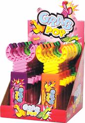 Grab-A-Pop Lollipops - 12CT Box