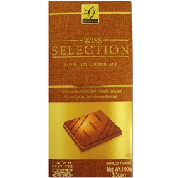 Creme Deluxe Milk Chocolate Bar