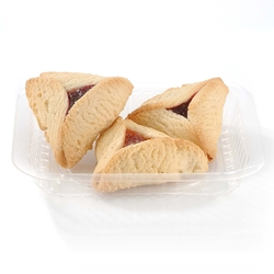 Raspberry & Apricot Hamentashen - 10CT