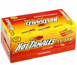 Hot Tamales 3-Alarm Jelly Candy (24CT Case)