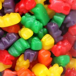 Nummy Jelly Bears Cubbies