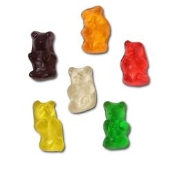 Assorted Gummy Bears