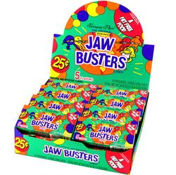 Jaw Busters Mini Jawbreakers - 24CT Case