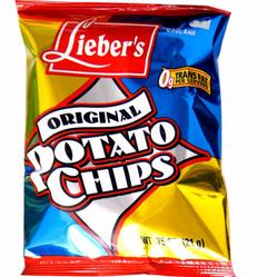 Original Potato Chips Original - 72PK