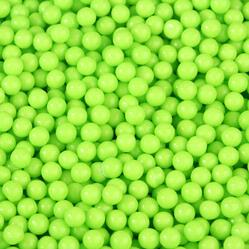 Lime-Green Candy Beads