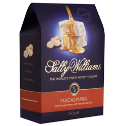 Handmade Macadamia Nougat Pieces - 5.2oz Box