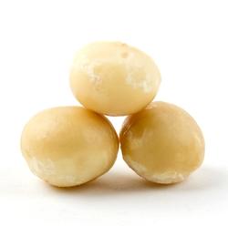 Himalayan sea salt Macadamia Nuts