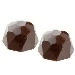 Non-Dairy Diamond Chocolate Truffles
