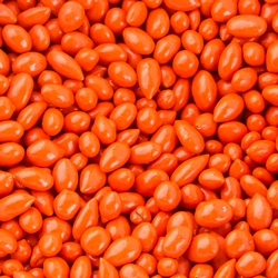 Orange Chocolate Covered Sunflower Seeds