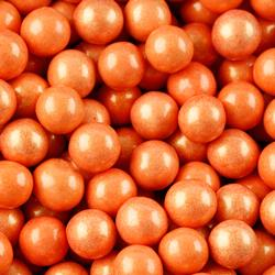 Orange Pearl Sixlets