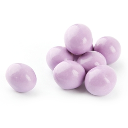 Pastel Purple Chocolate Almonds