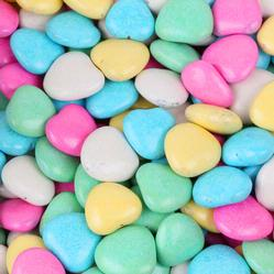 Pastel Mix Chocolate Candy Hearts