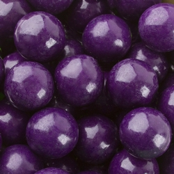 Grape Purple Gumballs 14 oz Bag