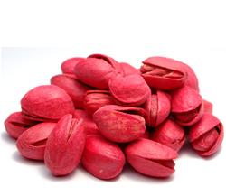 Red Pistachios - Roasted Salted