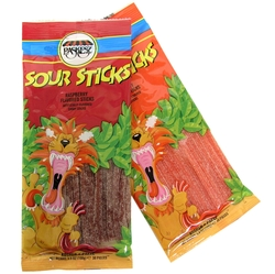 3.5 oz Sour Sticks - 6PK