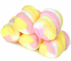 Multicolor Sour Marshmallow Twists