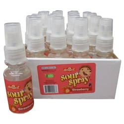Strawberry Spur Spray - 24CT