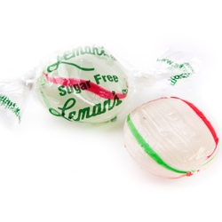 Sugar-Free Leman's Mint Buttons