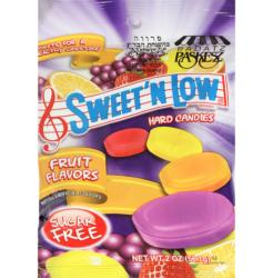 Sweet 'n Low Sugar Free Assorted Candy - 2 oz Bag