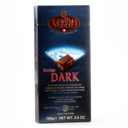 Swiss Dark Bittersweet Chocolate Bar