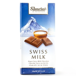 Passover Schmerling's Swiss Milk Chocolate Bar