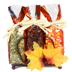 Sweet Harvest Thanksgiving Basket