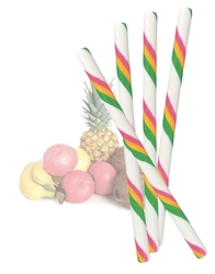 Tropical Fruit Candy Sticks