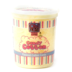 Yellow Cotton Candy - Lemon