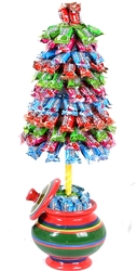 Candy Topiary Tree