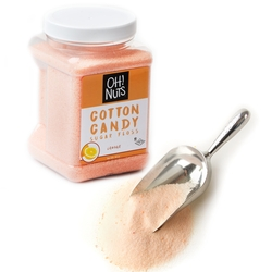 Cotton Candy Floss Sugar - Orange