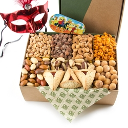 Nut Variety Purim Box