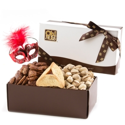 Purim Nut Gift Box