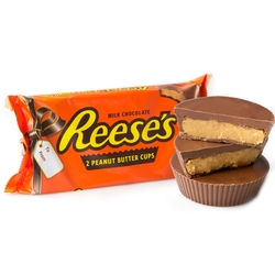 Giant Reese's Peanut Butter Cup - 2 8oz Cups