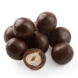 Dark Chocolate Covered Hazelnut