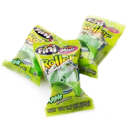 Extra Sour Roller Candy - Apple
