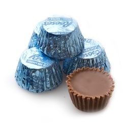 Hershey Reese's Mini Peanut Butter Cups - Blue