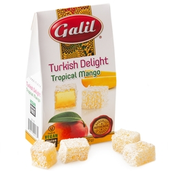 Tropical Mango Turkish Delight - 3.5oz Box