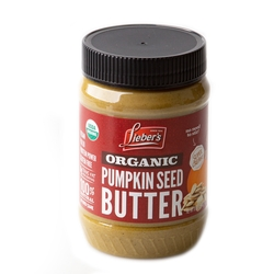 Passover Organic Pumpkin Seed Butter - 16oz Tub
