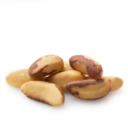 Roasted Unsalted Brazil Nuts