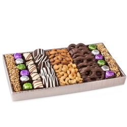 Purim Ultimate Hospitality Gift Tray