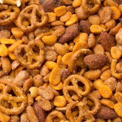 Sweet & Savory Bar Nut Mix